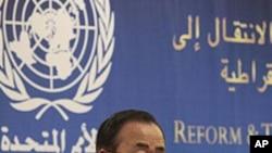 ဆီးရီးယား သမၼတ သတ္ျဖတ္မႈေတြရပ္ဖုိ႔ ကုလေတာင္းဆုိ