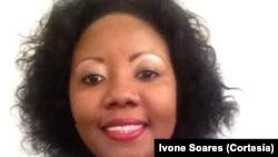Ivone Soares, deputada moçambicana