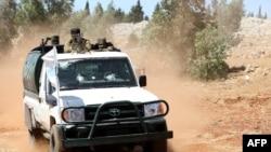 Quân nổi dậy ở Idlib