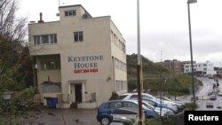 Photo of Keystone House, an office block believed to be the living place of Gu Kailai, wife of China's former Chongqing Municipality Communist Party Secretary Bo Xilai, is seen in Bournemouth, England, April 18, 2012.