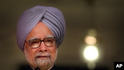 Thủ tướng Ấn Ðộ Manmohan Singh.