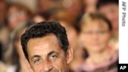 Sarkozy oo Djibouti booqday