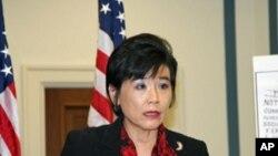 美國華裔聯邦眾議員趙美心