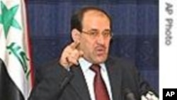 وزیر اعظم نوری المالکی