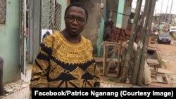 L'écrivain camerounais Patrice Nganang, 4 décembre 2017. (Facebook/Patrice Nganang)