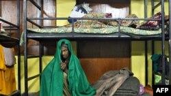 Một trung tâm cư trú dành cho phụ nữ và trẻ em không nhà, trong thủ đô New Delhi, do một tổ chức phi chính phủ điều hành