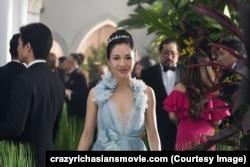 ซีนซินเดอเรลลาจากเอเชีย - Crazy Rich Asian (2018)