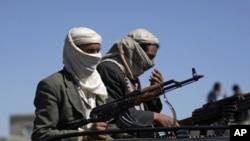 也門反叛武裝組織。