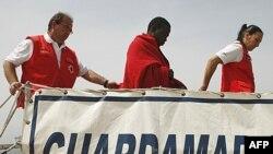 İspanyol Donanması Akdeniz'de Kayıp Mültecileri Arıyor