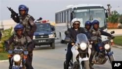 Polícia e militares reprimem manifestação em Cabinda