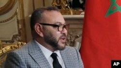 Le roi du Maroc, Mohammed VI, 2 mars 2017.