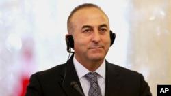 메블류트 차부쇼울루 터키 외무장관 (자료사진)