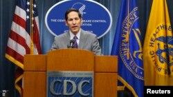 Người đứng đầu CDC, Bác sĩ Tom Frieden xác nhận rằng virut virut Ebola chết người đã được phát hiện nơi một bệnh nhân nam bị lây nhiễm ở Liberia.
