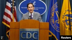 Direktor Dr. Thomas Frieden , Centar za kontrolu i sprijecavanje bolesti Sept. 30, 2014.