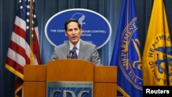 美国疾病控制防治中心官员托马斯·弗里登