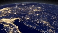Viewing Our World From Space, at Night