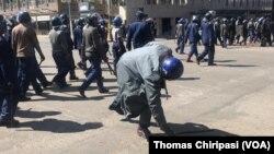 MDC Demos - Harare