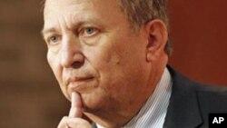 Lawrence Summers, qui a renoncé ce weekend à briguer la présidence de la banque centrale américaine, la Fed