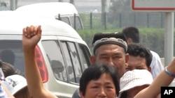 喊冤的中国访民