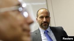 دارا خسروشاهی ایرانی تبار از مدیران موفق در آمریکا است.
