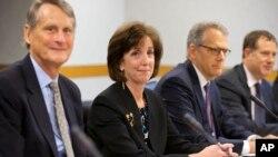 Como secretaria de estado adjunta para el Hemisferio Occidental, Roberta Jacobson, encabezó la delegación de Estados Unidos durante las conversaciones para restablecer relaciones diplomáticas con Cuba. Foto de Archivo. Mayo 21, 2015.