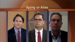 ON THE LINE: Spying on Allies