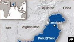 Taswirar kasar Pakistan.