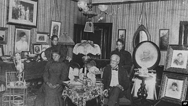 Prominent black businessman George Downing and other members of New York's black elite tried to establish themselves as full Americans, not merely as 'Africans.'