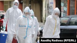 Azərbaycanda koronavirus