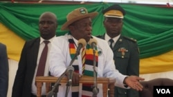 President Emmerson Mnangagwa is the leader of the Political Actors Dialogue.