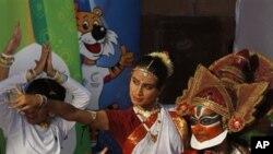 دہلی میں کامن ویلتھ گیمز کا افتتاح، سخت سکیورٹی انتظامات