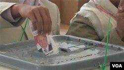 Pemilu Presiden dengan calon tunggal di Yaman (Foto: dok).