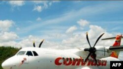 Máy bay của hãng hàng không quốc doanh Conviasa, Venezuela