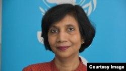 Dr Rownak Khan (Izvor: UNICEF)