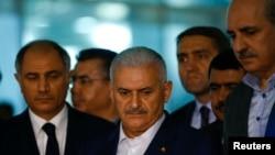 بینالی ییلیدیرم از ماه مه سال جاری نخست وزیر ترکیه شد.