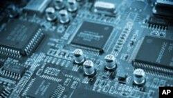 中国电子产品(资料照)
