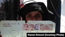 بھارت کی ایک جیل میں قید پاکستانی ماہی گیر کا خط، جس میں مسائل کا ذکر کیا گیا ہے۔