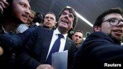 Puigdemont li Brukselê