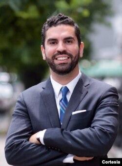 Rafael Espinal, concejal municipal de Nueva York