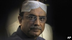 مرخص شدن رئیس جمهور پاکستان از شفاخانه