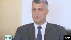 Thaçi: Zbatimi i marrëveshjes për vulat doganore të Kosovës fillon më 16 shtator