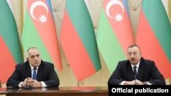 İlham Əliyev və Boyko Borisov