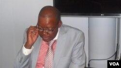 Finance Minister Tendai Biti