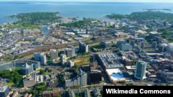 Connecticut eyaletinin Stamford kenti nüfus başına en fazla dolar milyoneri düşen yerlerden biri