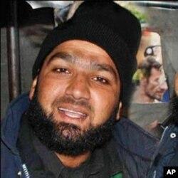 سلمان تاثیر کا مبینہ قاتل ایلیٹ فورس اہلکار ملک ممتاز حسین قادری قتل کے بعد