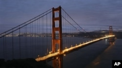 The Golden Gate Bridge is now 75 years old