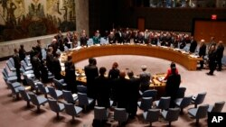 Security Council Moves Against Foreign Terrorist Fighters