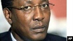 Le président Idriss Déby Itno du Tchad, pays où une nouvelle loi punirait lourdement les comportements homosexuels