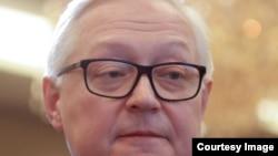俄罗斯副外长里亚布科夫(Sergey Ryabkov)