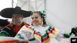 """El 16 de septiembre se celebra la independencia de México con el tradicional """"Grito de Independencia""""."""